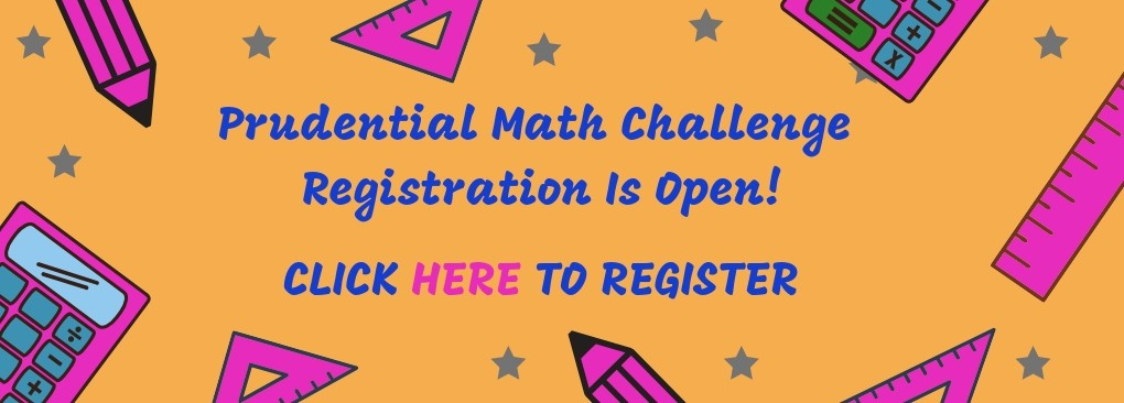Prudential Math Challenge